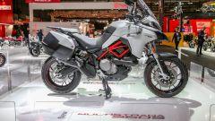 Nuova Ducati Multistrada 950 S, live da Eicma 2018