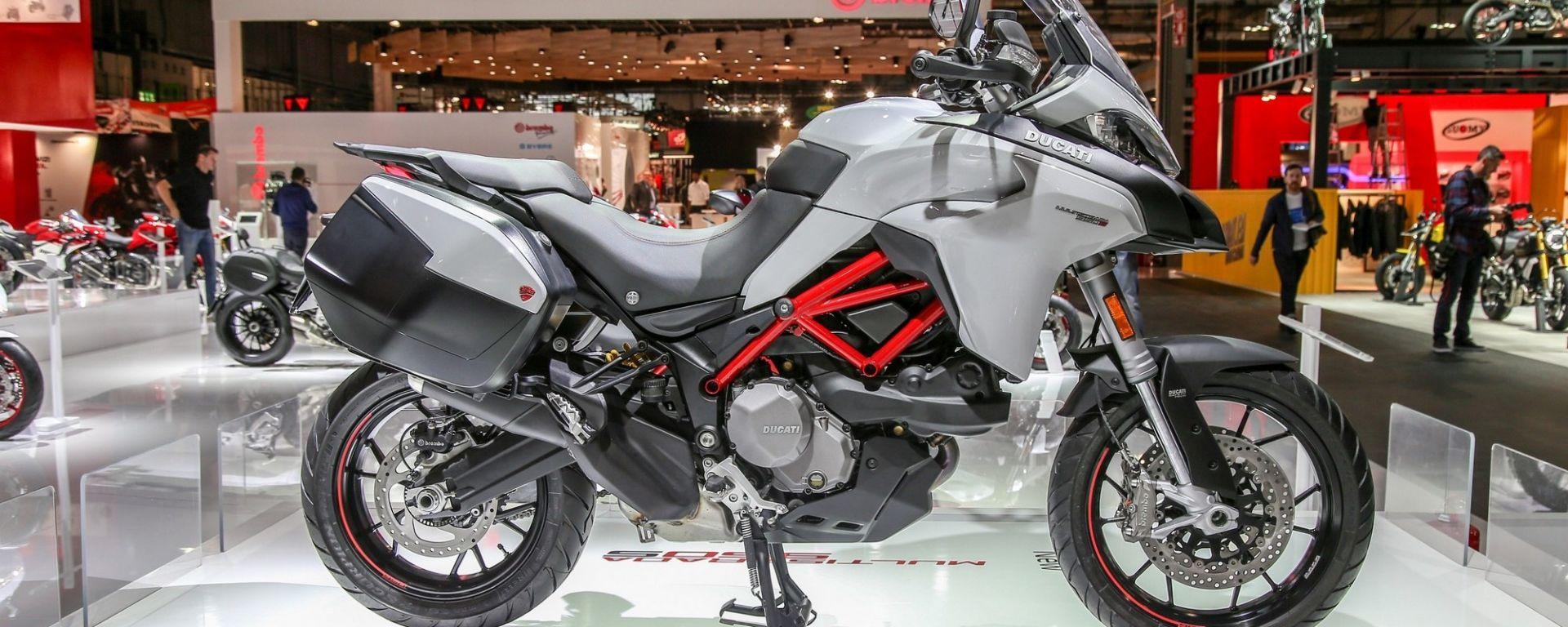 Ducati Multistrada 950 2019: ora più sofisticata in versione S [VIDEO]