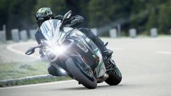 Kawasaki Ninja H2 SX SE+, sospensioni elettroniche [VIDEO] - Immagine: 3