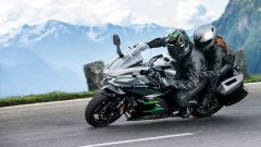 Kawasaki Ninja H2 SX SE+, sospensioni elettroniche [VIDEO] - Immagine: 7