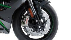 Kawasaki Ninja H2 SX SE+, sospensioni elettroniche [VIDEO] - Immagine: 5