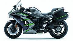 Kawasaki Ninja H2 SX SE+, sospensioni elettroniche [VIDEO] - Immagine: 18