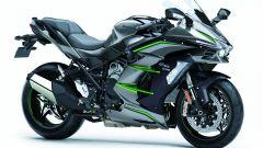 Kawasaki Ninja H2 SX SE+, sospensioni elettroniche [VIDEO] - Immagine: 21