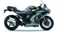 Kawasaki Ninja H2 SX SE+, sospensioni elettroniche [VIDEO] - Immagine: 23