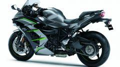 Kawasaki Ninja H2 SX SE+, sospensioni elettroniche [VIDEO] - Immagine: 1