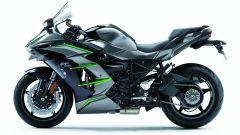 Kawasaki Ninja H2 SX SE+, sospensioni elettroniche [VIDEO] - Immagine: 25