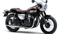 Kawasaki W800 Cafe e Street 2019: due special in salsa verde - Immagine: 15