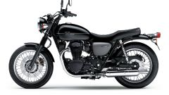Kawasaki W800 Cafe e Street 2019: due special in salsa verde - Immagine: 16
