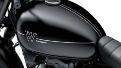 Kawasaki W800 Cafe e Street 2019: due special in salsa verde - Immagine: 18