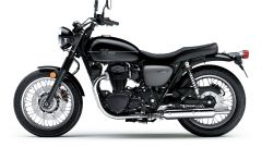 Kawasaki W800 Cafe e Street 2019: due special in salsa verde - Immagine: 23