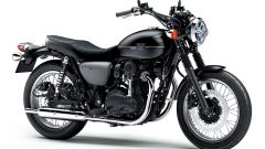 Kawasaki W800 Cafe e Street 2019: due special in salsa verde - Immagine: 24