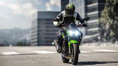 Kawasaki Z400 2019: ecco la naked a Eicma 2018  [VIDEO] - Immagine: 1