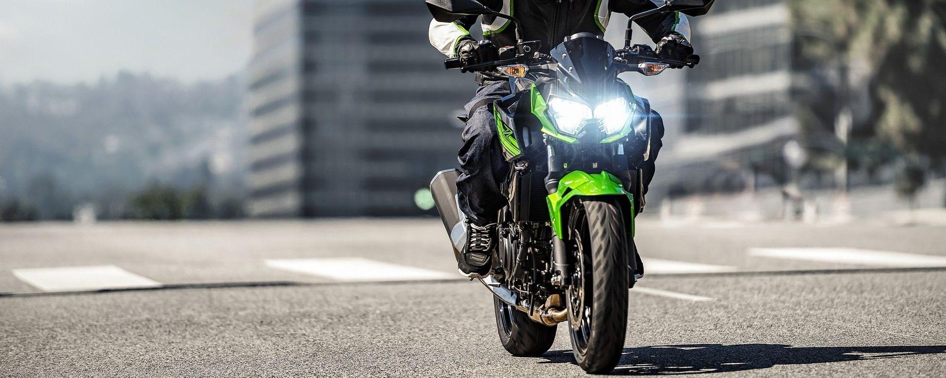 Kawasaki Z400 2019: ecco la naked a Eicma 2018  [VIDEO]