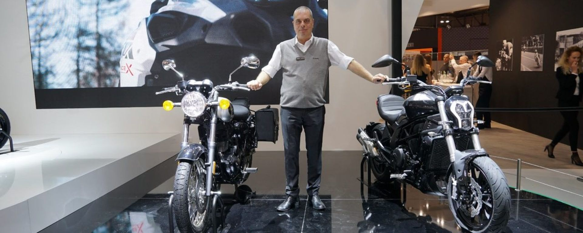 Eicma 2018, novità Benelli: in arrivo una Leoncino 800 [VIDEO]