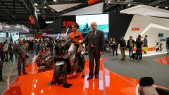 Eicma 2018 novità SYM 2019: Maxsym TL, HD 300, Joymax 310 Z e due moto