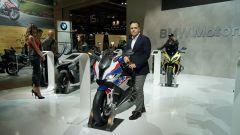 BMW a Eicma 2018: la nuova S1000RR, ma non solo [VIDEO] - Immagine: 2