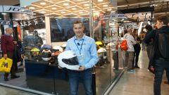 Shoei GT-Air 2, a Eicma un casco sempre più connesso [VIDEO] - Immagine: 2