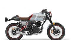 UM Motorcycles: la Scrambler X 250i Café arriva a Eicma - Immagine: 1