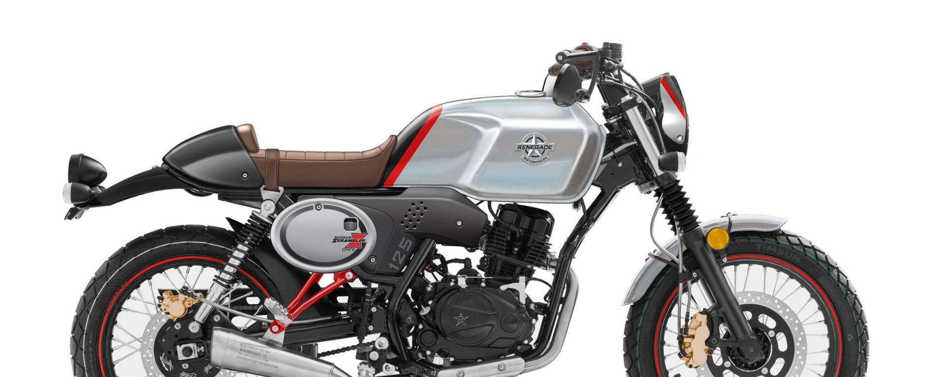 UM Motorcycles: la Scrambler X 250i Café arriva a Eicma