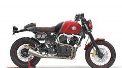 UM Motorcycles: la Scrambler X 250i Café arriva a Eicma - Immagine: 2