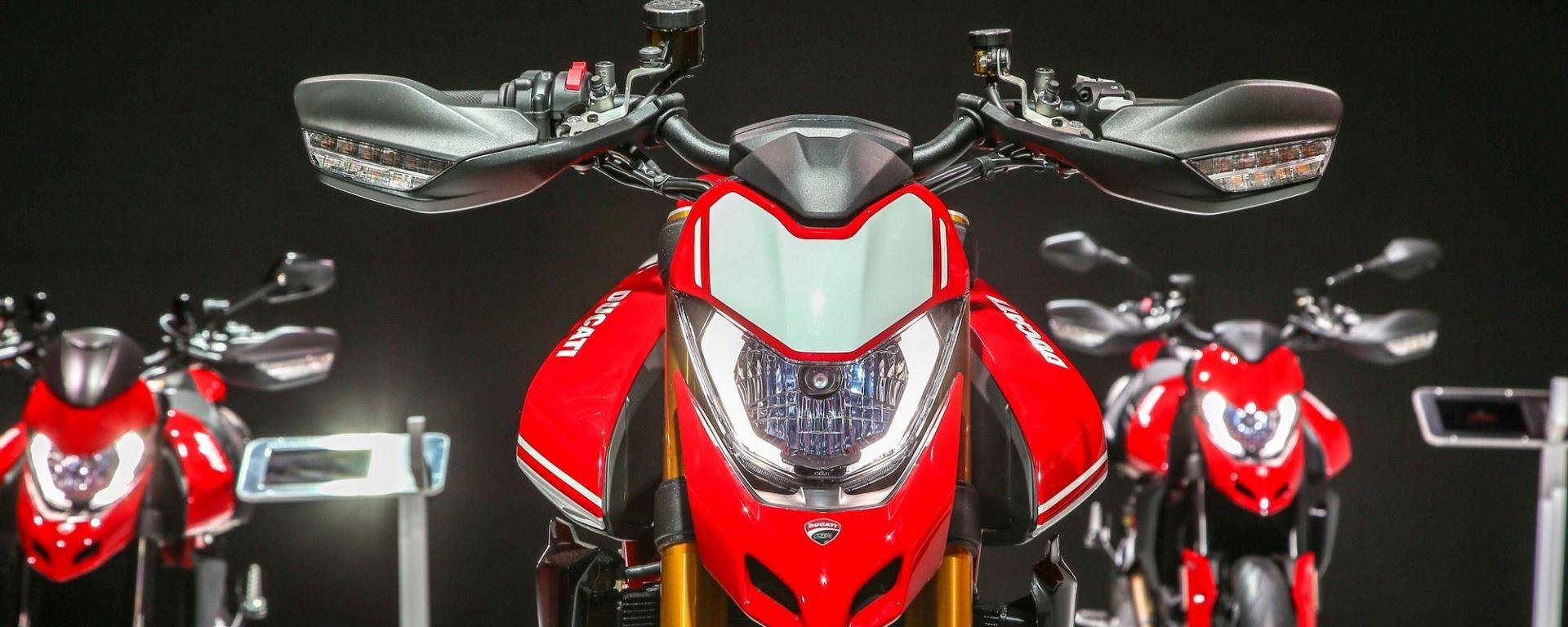 """Ducati Hypermotard 950: la """"fun bike"""" è tutta nuova [VIDEO]"""