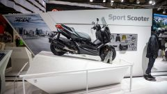 Nuovo Yamaha X-Max Iron Max, special edition a Eicma [VIDEO] - Immagine: 2