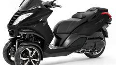 Peugeot Metropolis 120 ans, primo scooter con dash cam [VIDEO] - Immagine: 5