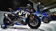 Suzuki Ryuyo: a Eicma 2018 consegnata la prima delle 20 moto - Immagine: 1