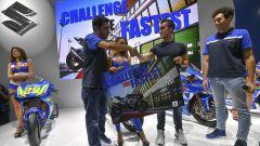 Suzuki Ryuyo: a Eicma 2018 consegnata la prima delle 20 moto - Immagine: 4