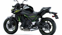 Kawasaki Z650 2020 in video da Eicma 2019 - Immagine: 1