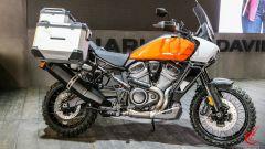 Novità Harley-Davidson a EICMA 2019: Pan America e Bronx con i nuovi motori