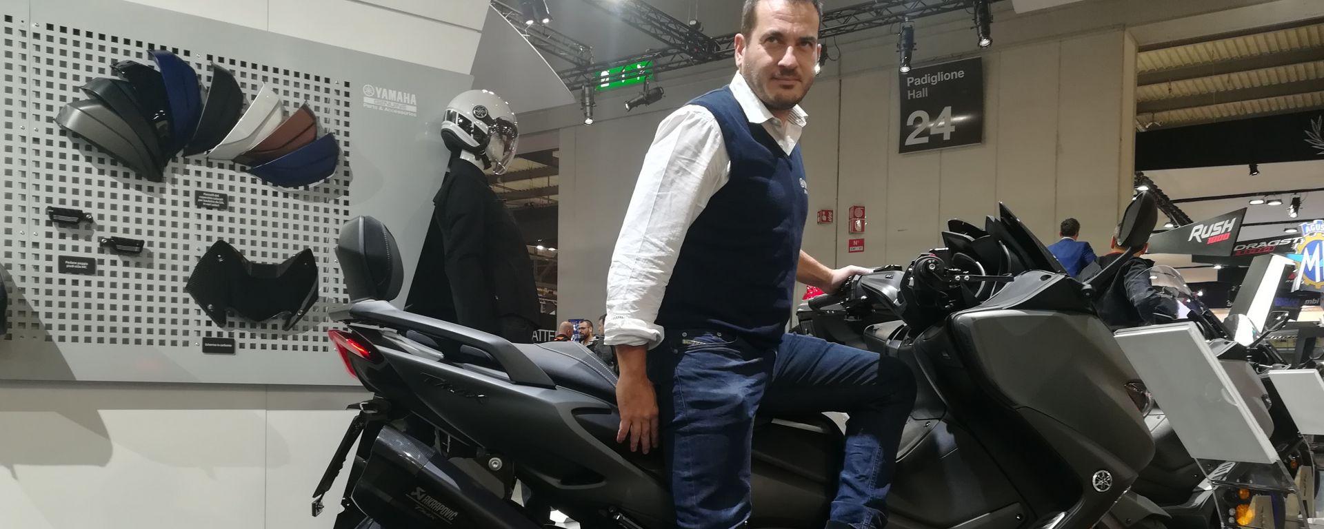 Eicma 2019, le novità allo stand Yamaha
