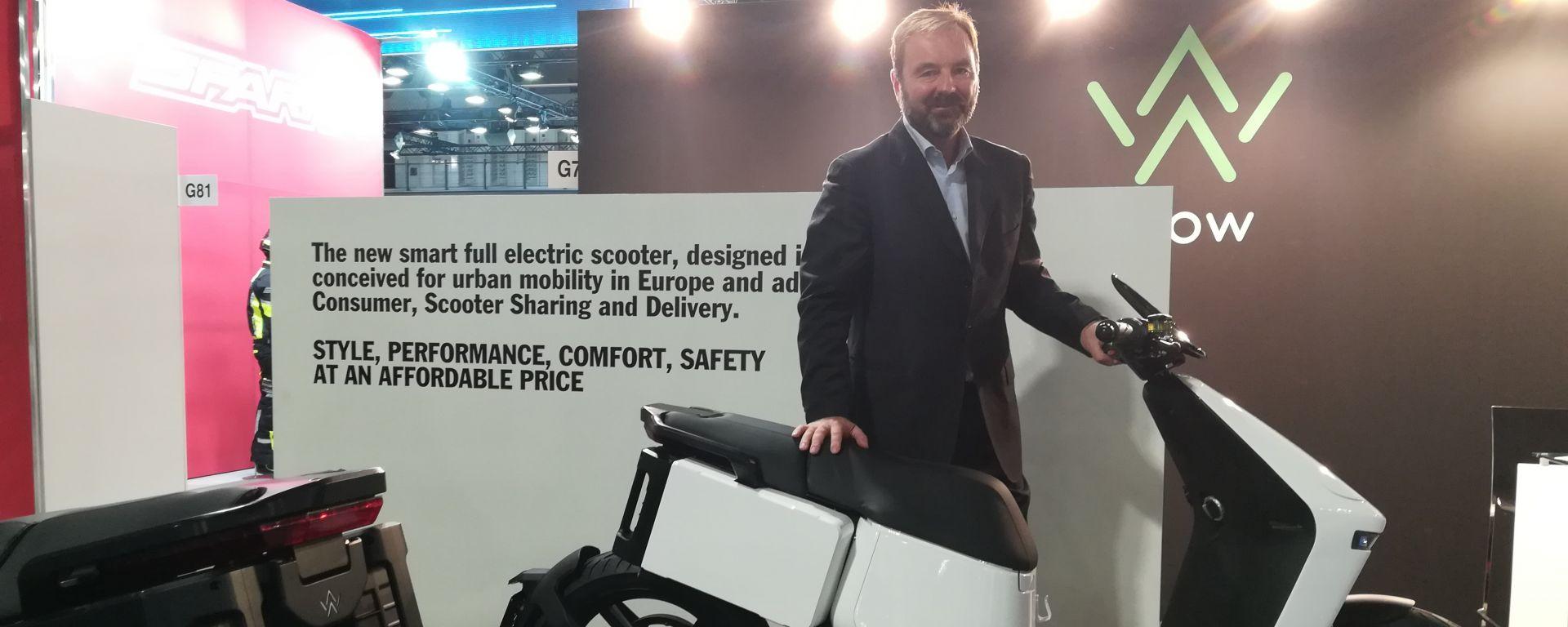Elettrico Made in Italy, le novità WOW a EICMA 2019