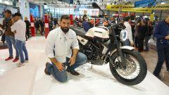 Moto Morini Seiemmezzo: la scrambler da 650 cc a EICMA 2019 - Immagine: 2