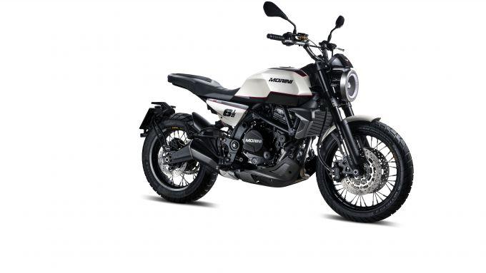 EICMA 2019: Moto Morini Seiemmezzo