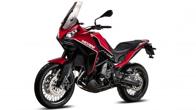 Moto Morini X-Cape 650