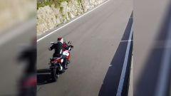 Nuova Suzuki DR Big 2020 eccola in video prima di EICMA 2019 - Immagine: 1