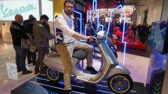 Vespa 2020: i nuovi allestimenti e la elettrica in video - Immagine: 2