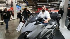 Yamaha TMAX 560: in video a EICMA 2019 due versioni - Immagine: 2