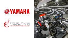 Eicma 2021: Yamaha parteciperà al Salone del Ciclo e Motociclo