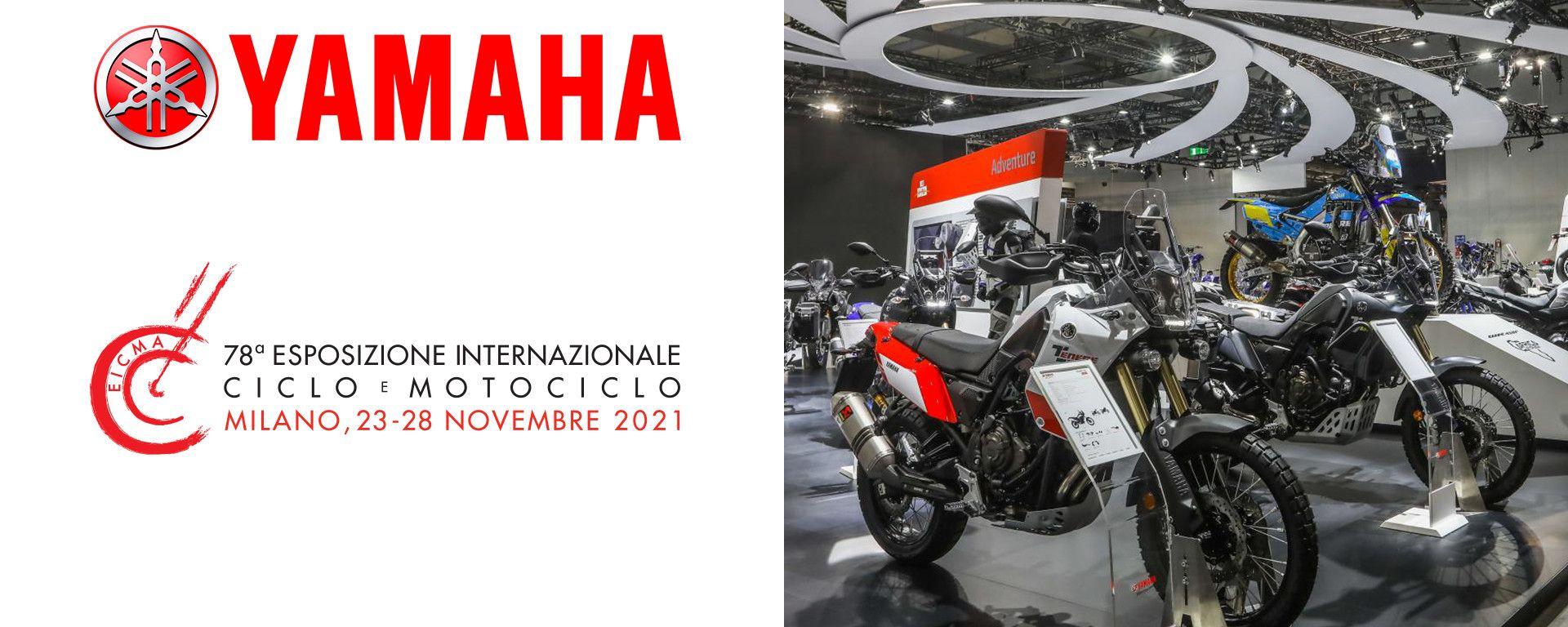 Eicma 2021: Yamaha ci sarà