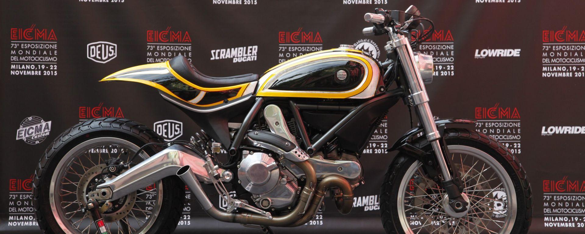 Eicma e Scrambler Ducati: la collaborazione continua