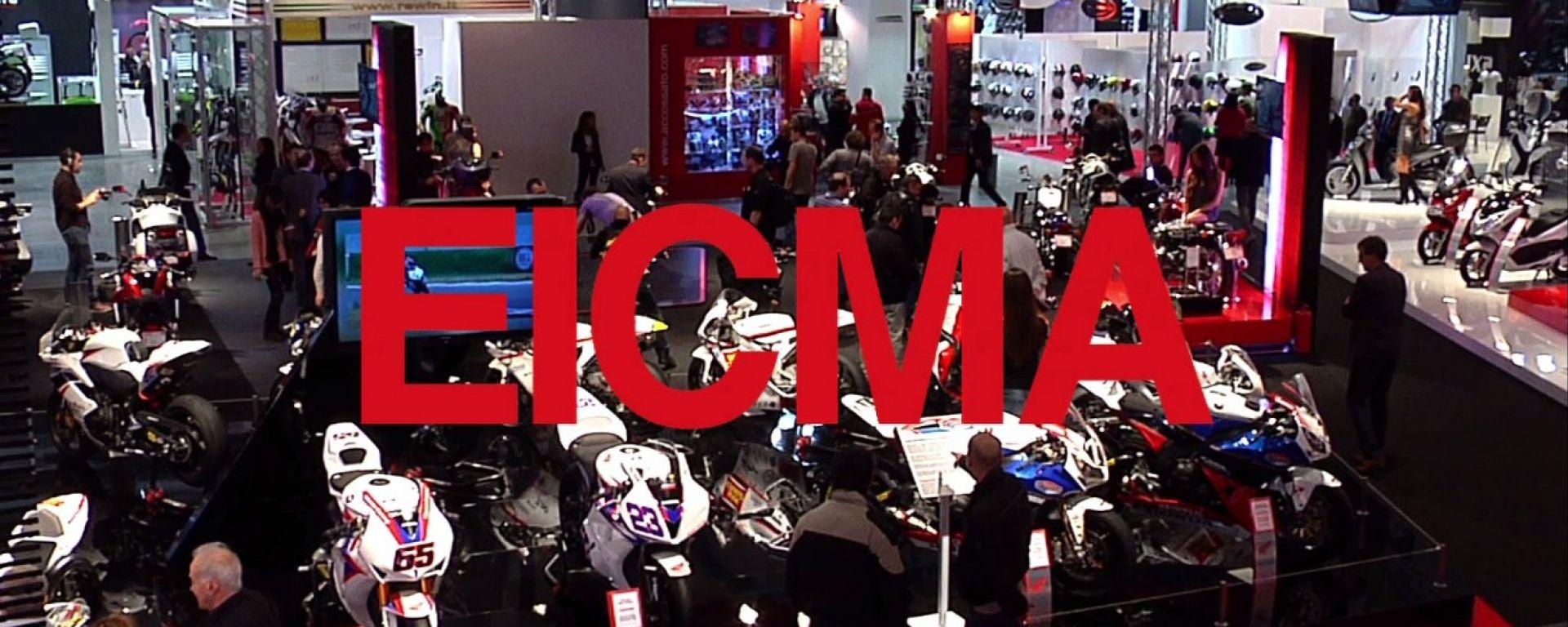 EICMA 2012, il primo video del Salone di Milano