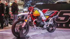 Eicma, novità Moto Guzzi 2019: V85 TT e la V7 da trofeo