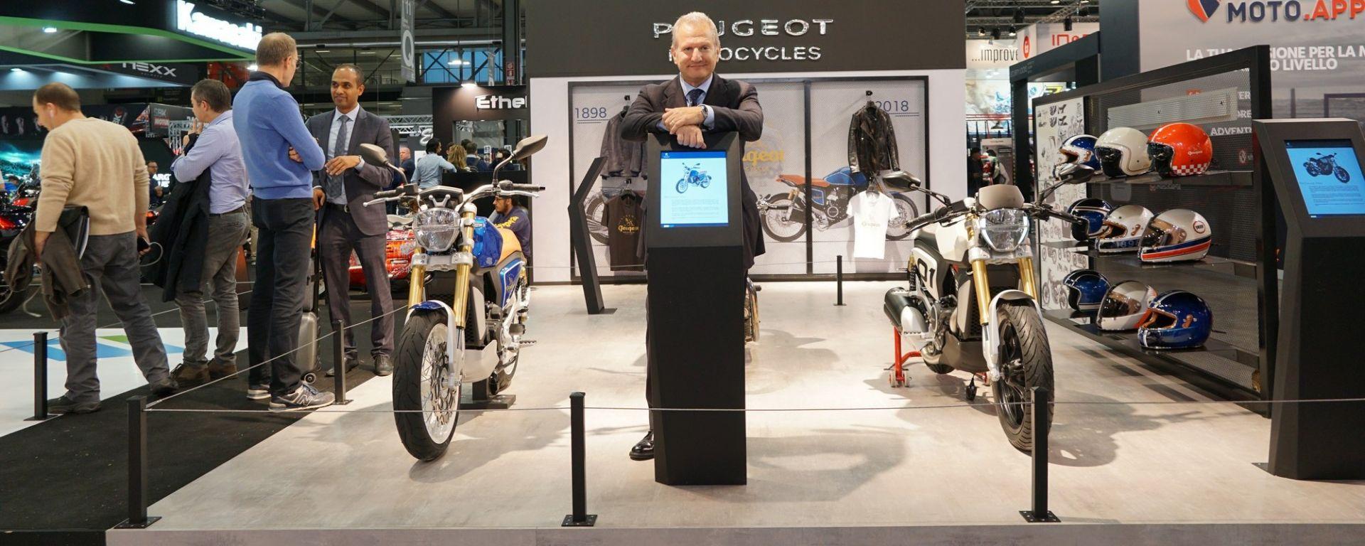 Peugeot 2018: elettrificazione, nuovi motori e nuovi telai [VIDEO]