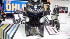 Yamaha a Eicma 2018: novità su due e tre ruote [VIDEO] - Immagine: 4