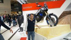 Eicma, novità Yamaha 2019: nuova Teneré 700, Niken GT e le altre