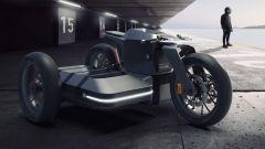 El Solitario: il sidecar elettrico BMW