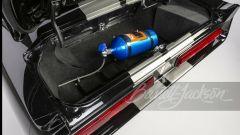 Eleanor, la replica dell'auto del film: la bombola del NOS (vuota)
