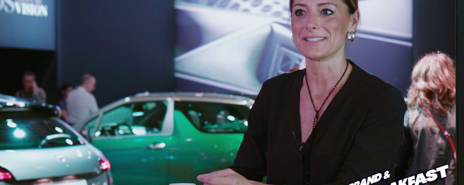 Elena Fumagalli, Responsabile Comunicazione DS Automobiles Italia